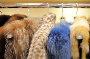 Fur Vests, Jackets and Coats