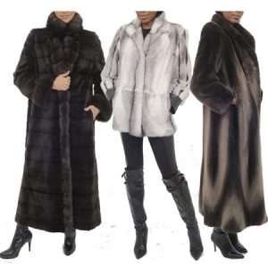 Used Fur Coats Jackets And Vests